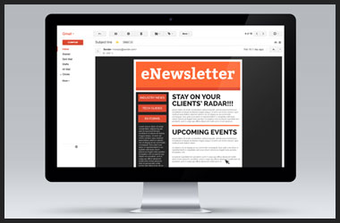 The Power of E-Newsletters article thumbnail