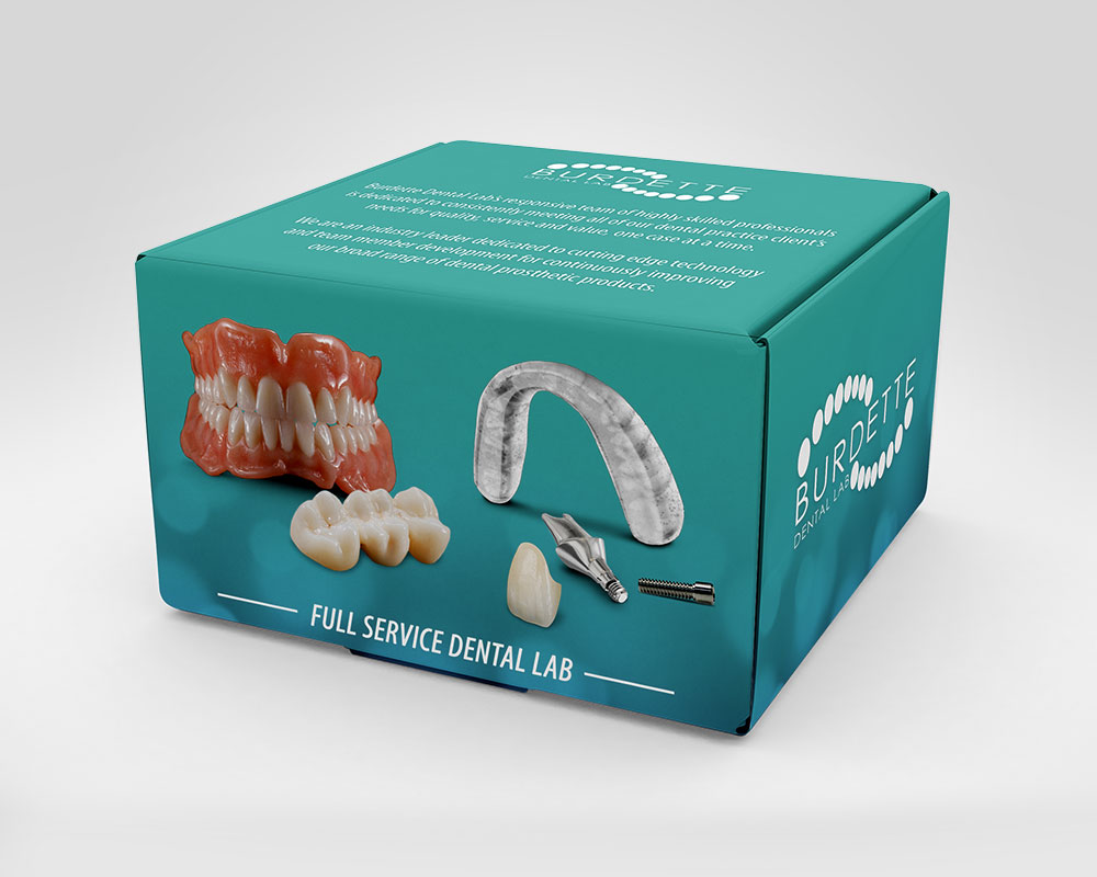 Burdette Dental Packaging Materials