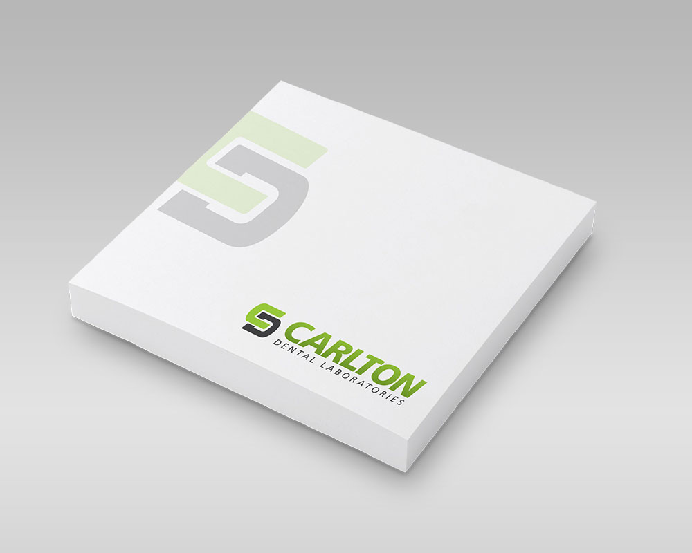 Carlton Note Pad