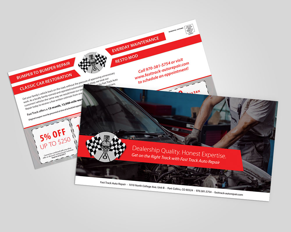 Fast Track Auto Direct Mail